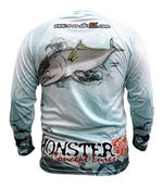 Camisa Monster 3X Olho de Boi Fish Collection G