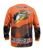 Camisa Monster 3X Robalo Fish Collection M